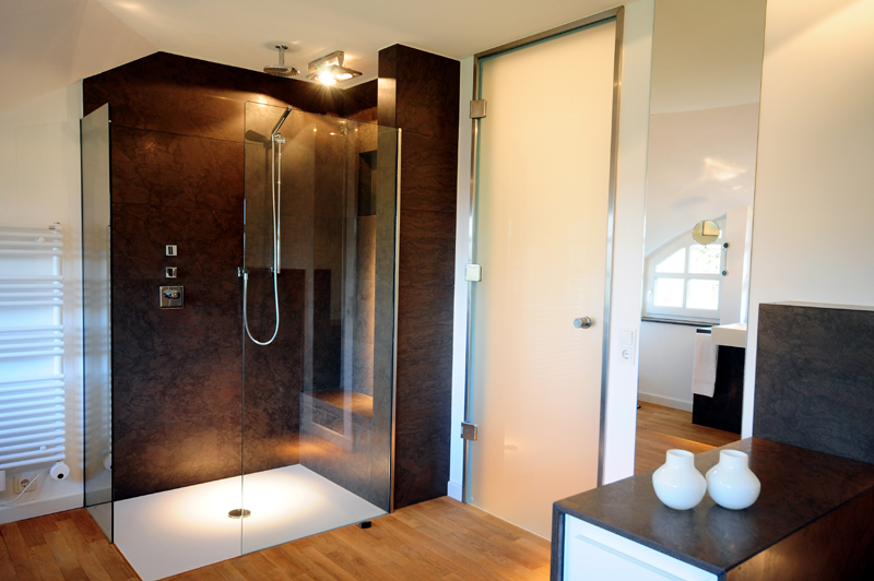 badezimmer moderne badezimmer mit dusche moderne